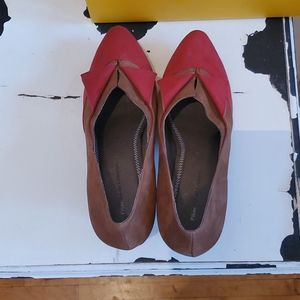 Anthropologie Shoes - Pilcro and the Letterpress Kaila Heels